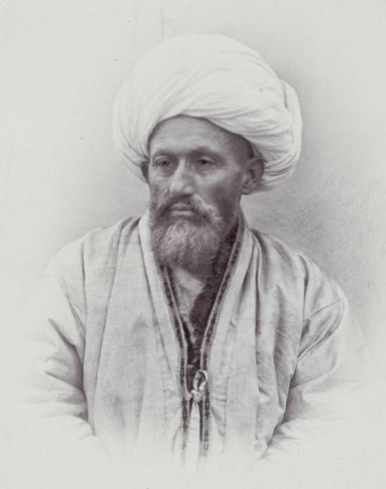 Ишан Ходжа, самаркандский казы (судья)